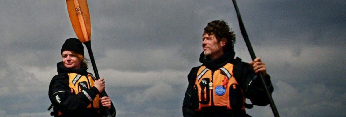 Dutchseakayakers Paul en Marian